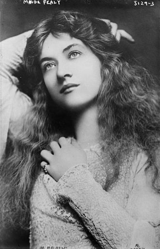 Maude Fealy - Image: Maude Fealy, from Lo C