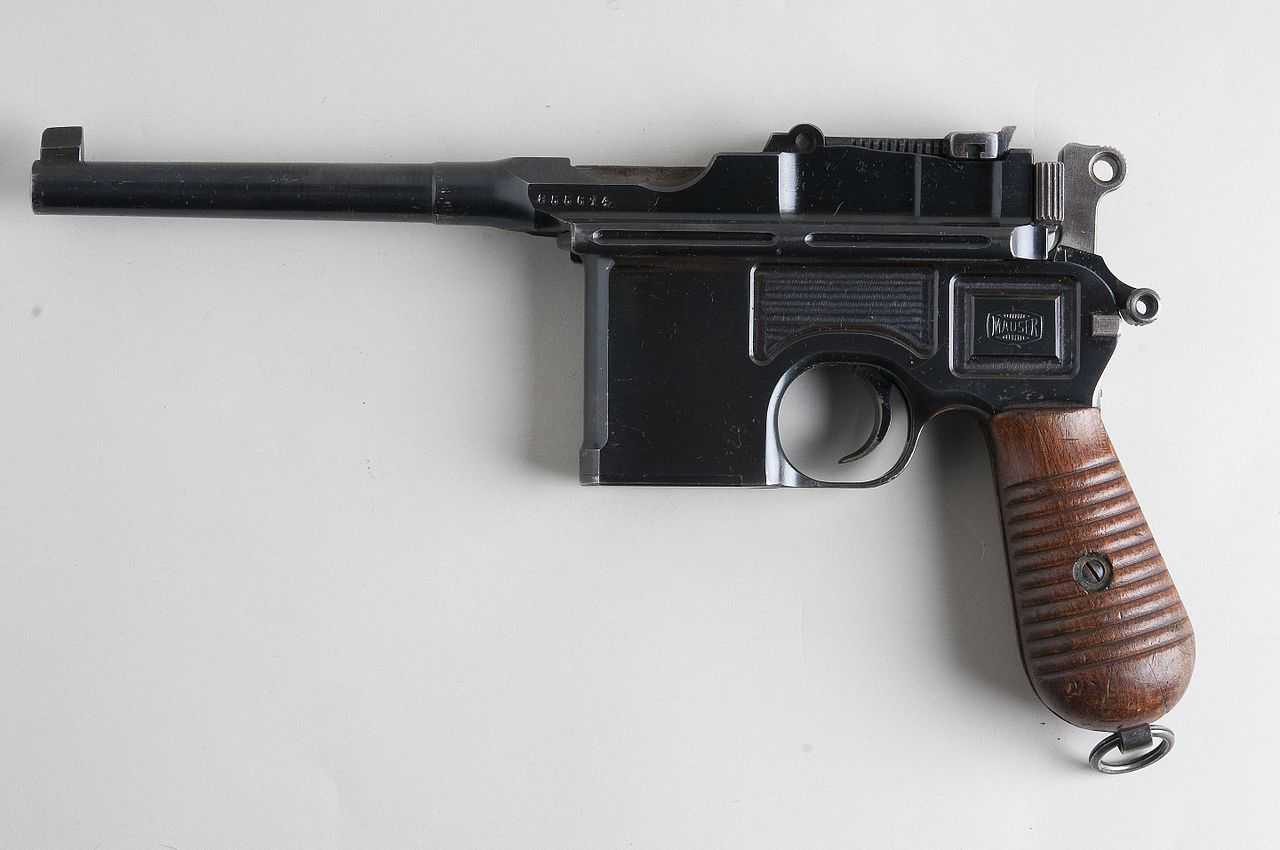 Mauser C96 - Wikiwand