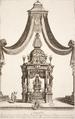 Mausolée pour la Cérémonie funèbre de Marie Anne Victoire de Bavière, Epouse du Grand Dauphin célébré en l'Eglise de Nostre Dame à Paris, par ordre de Sa Majesté, le 5 Juin 1690.png