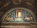 Mausoleo di Galla Placidia - lunetta cervi alla fonte.jpg