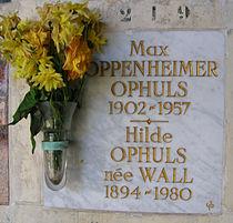 Max Ophüls - commemorative plaque.JPG