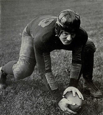 "History of Michigan Wolverines football in the Kipke years - Maynard ""Doc"" Morrison"