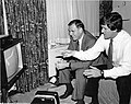 Mayor Raymond L. Flynn and Senate Candidate John Kerry (9617960366).jpg