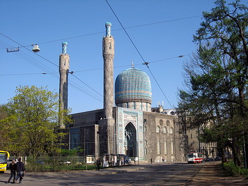 Thumbnail from Saint Petersburg Mosque