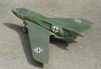 Messerschmitt P.1112 - Image: Me P1112 3