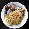 Meals, The Gallery, East Gallery, M. A. Aziz Stadium (01).jpg