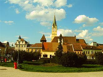Sibiu County - Image: Medgyes 2