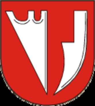 Medlov (Olomouc District) - Image: Medlov znak