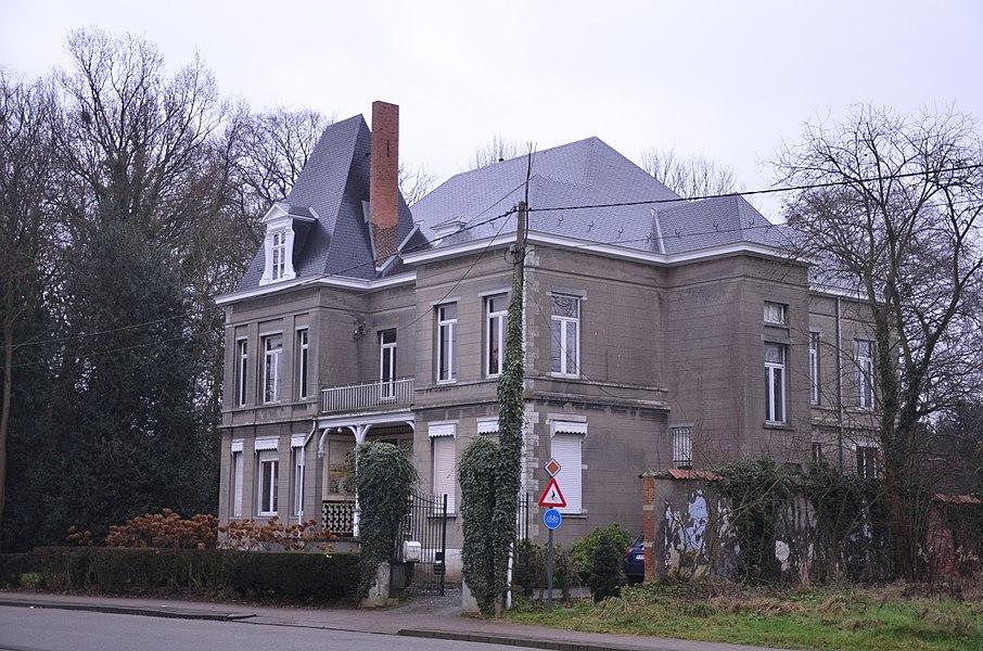 Landhuis, dubbelhuis