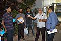 Meeting with Wikipedians and JU Officers - Bengali Wikipedia 10th Anniversary Celebration - Jadavpur University - Kolkata 2014-11-21 0713.JPG