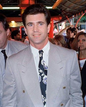 Mel Gibson 1990