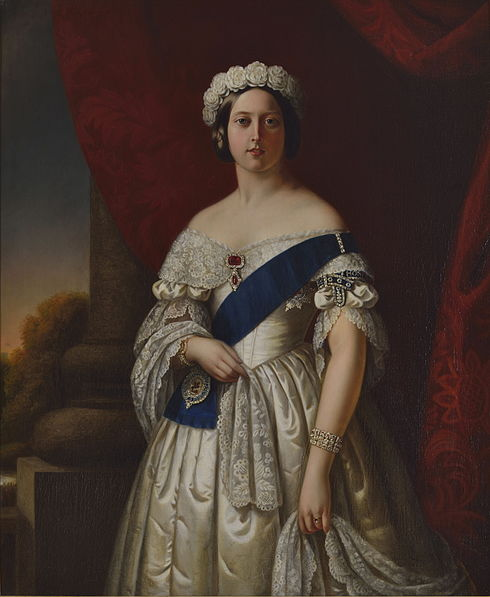 http://upload.wikimedia.org/wikipedia/commons/thumb/8/8a/Melville_-_Queen_Victoria.jpg/490px-Melville_-_Queen_Victoria.jpg