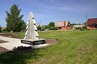 Memorial Site of National Partisans in Ķikuri.jpg
