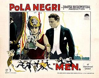 <i>Men</i> (1924 film) 1924 film by Dimitri Buchowetzki
