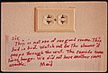 Message on a Wall in the Frio Canyon Lodge, 07-1972 (3704378506).jpg