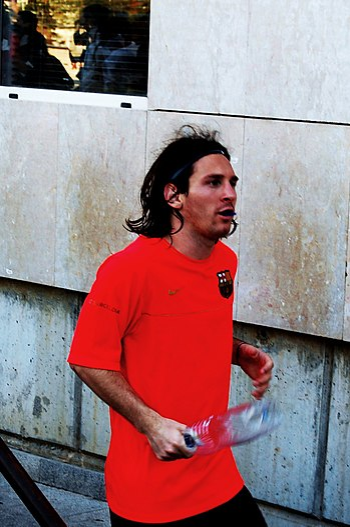Messi 2008