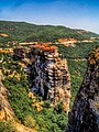 Meteora monastery - candy HDR.jpg