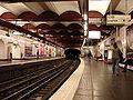Metro Paris - Ligne 3 - station Opera 01.jpg