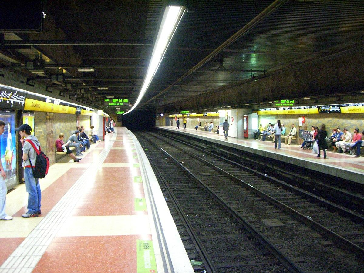 Nearest Service Station >> Barceloneta (Barcelona Metro) - Wikipedia