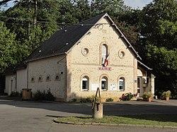 Meurçe (Sarthe) mairie.jpg