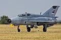 MiG-21UM 16178 Serbian Air Force taxiing.jpg