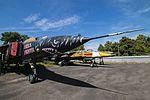 MiG-23 Floggers, special schemes, Czech Air Force Museum, Prague-Kbely Airbase (28897338470).jpg