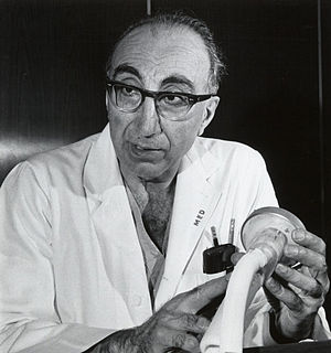 Michael DeBakey - Heart Surgeon Michael E. DeBakey