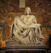 Michelangelo's Pieta 5450 cropncleaned