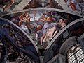 Michelangelo, Brazen Serpent 02.jpg