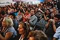 Michelle Bachelet participa en un encuentro con dirigentes sociales y vecinales de Puente Alto. (8657371051).jpg