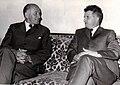 Mijalko Todorović and Nicolae Ceaușescu.jpg