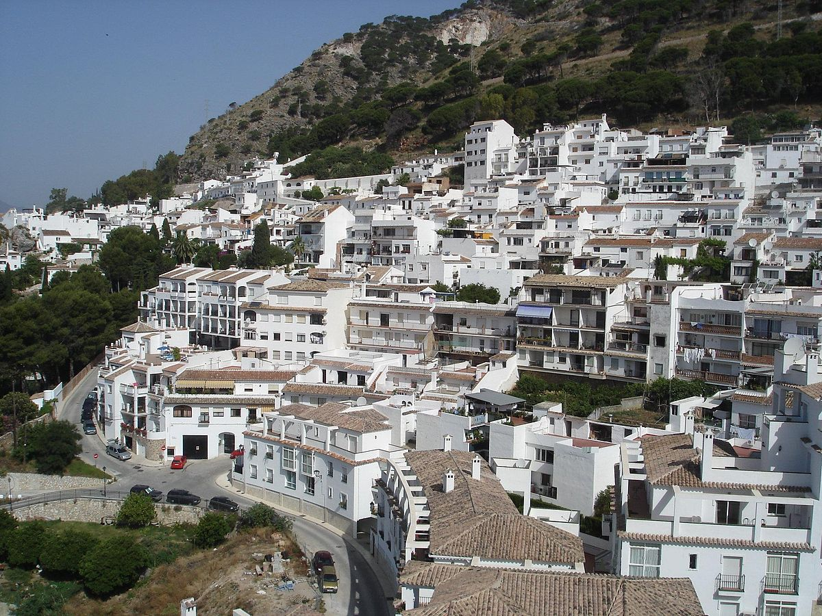 Mijas wikipedia for Muebles sanchez antequera