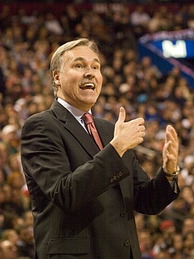 Image illustrative de l'article Mike D'Antoni