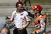 Mike Leitner and Dani Pedrosa 2014 Brno 2.jpeg