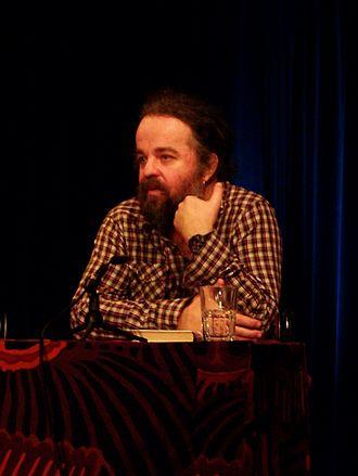 Miljenko Jergović - Miljenko Jergović in Graz, November 2012.