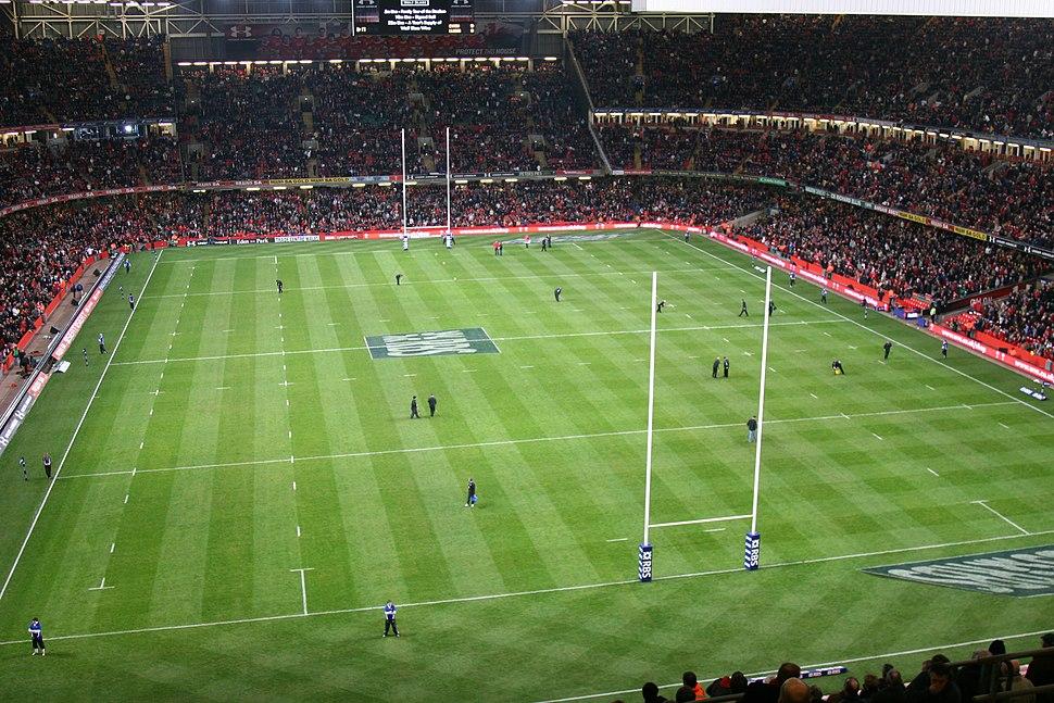 Millennium Stadium 6 Nations