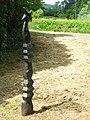Millennium milepost near Drumbeg - geograph.org.uk - 840329.jpg