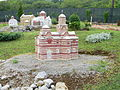 Miniature of the Kalenić Monastery in Serbia.JPG