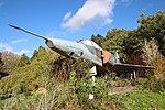 Mirage III à l'entrée de Buc dans les Yvelines en 2013 - 14.jpg