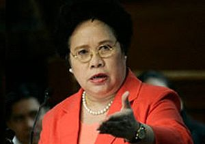 Philippine Senate election, 2004 - Image: Miriam Defensor Santiago