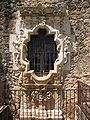 Mission San José San Antonio Rose Window.JPG