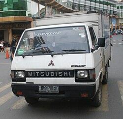 Mitsubishi Delica Wikipedia