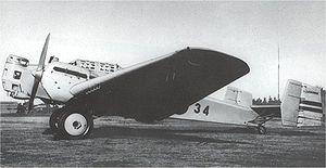 九三式重爆撃機一型(キ1-I)