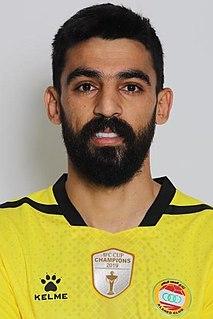 Mohamad Haidar Lebanese footballer