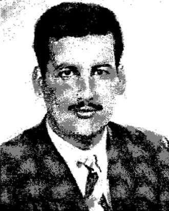Mohammed Nechle - Mohammad Nechle from his OARDEC dossier