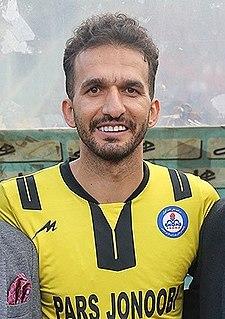 Mohammad Nouri (footballer) Iranian footballer
