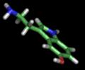 Molecule serotonine 3D.png