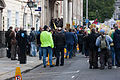 Molesworth Street Dublin - Day Of Action Protests - Sept 29, 2010.jpg