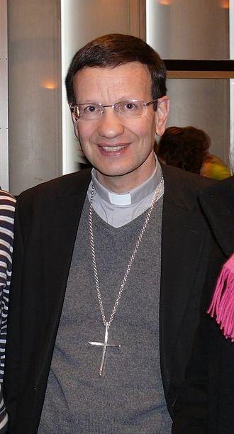 Roman Catholic Diocese of Autun - Bishop Rivière