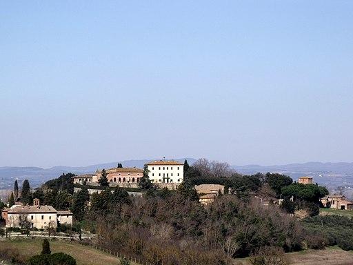 Radi, Monteroni d'Arbia, Siena